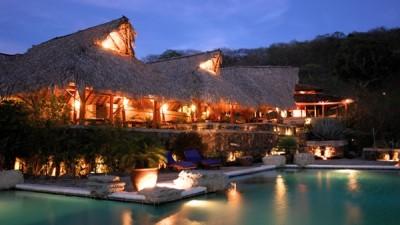 Morgan's Rock Nicaragua Ecolodge pool