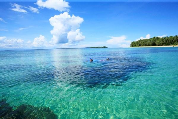 Laguna Azul Eco Lodge beach