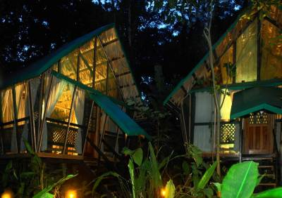 Almonds & Corals Tent Camp