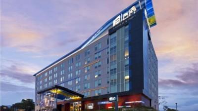 Aloft San Jose Hotel