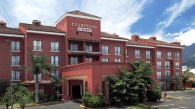 Courtyard Marriott Escazu