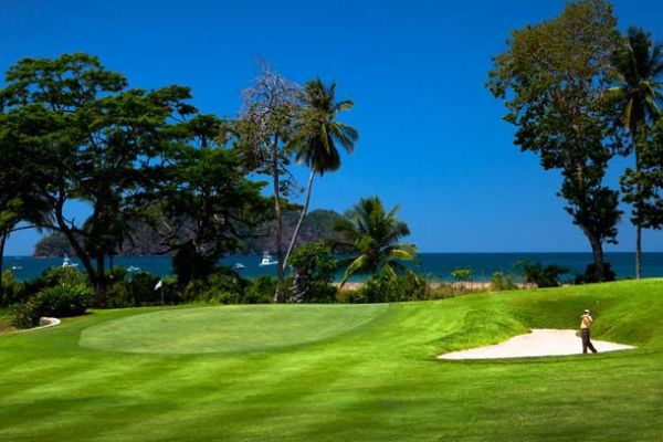 Los Suenos Marriot La Iguana golf course