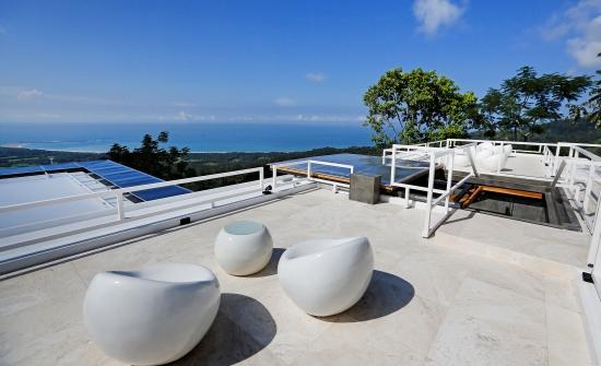 Kura Design Villas rooftop