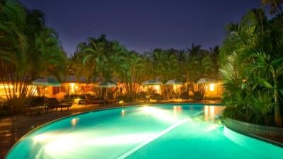 Harmony Hotel pool