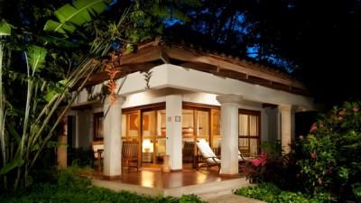 Hotel Capitan Suizo bungalow