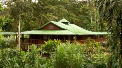 Selva Verde Lodge river room