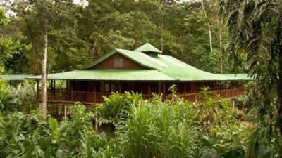 Selva Verde Lodge river room