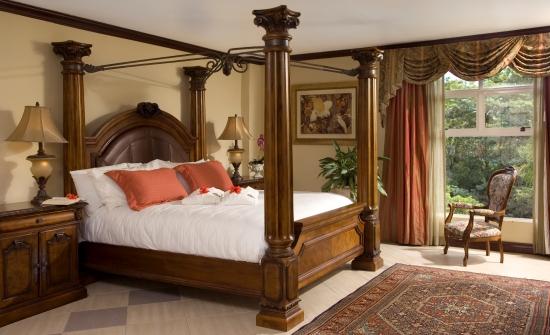 Hotel Parador presidential suite