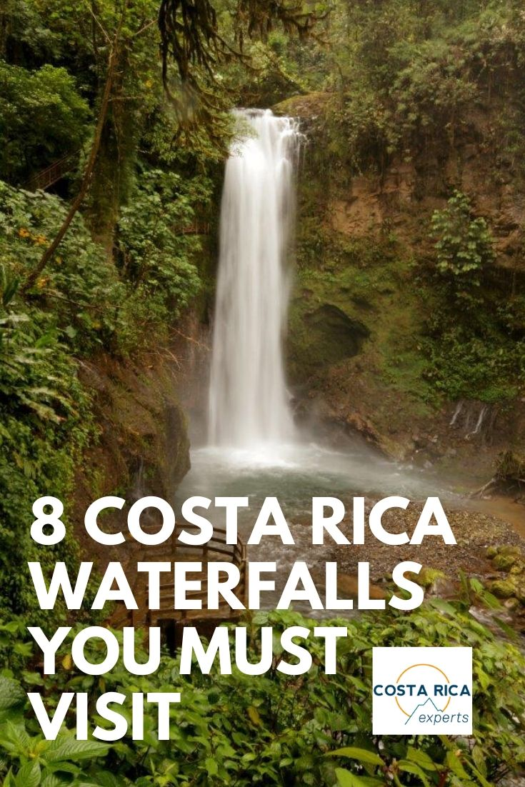 8 Costa Rica Waterfalls You Must Visit
