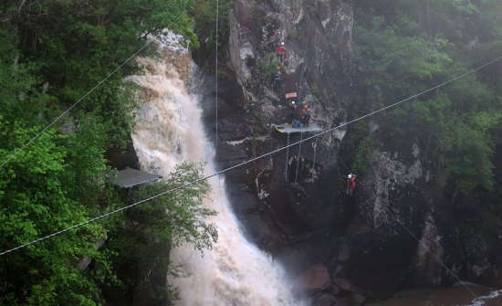 Best Costa Rica Canyoning & Waterfall Rappelling Adventures