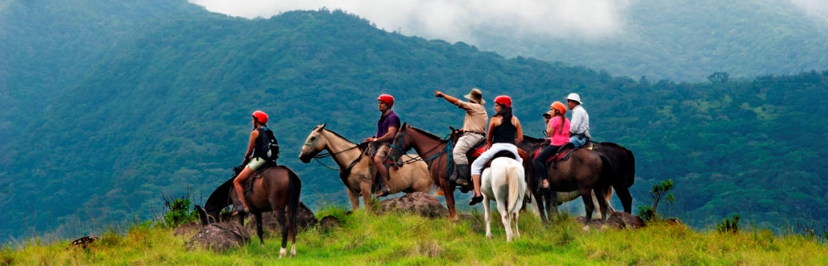 14 Most Breathtaking Horseback Riding Tours In Costa Rica