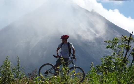 Mountain Biking Costa Rica