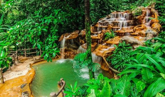 Costa Rica Spa at the Springs Resort