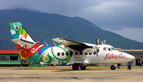 Costa Rica Travel Information Domestic Flights