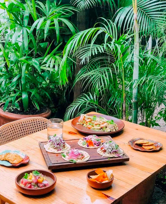 Restaurants in San Jose Costa Rica