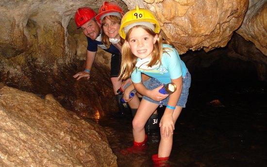 Venado Caves Costa Rica