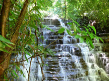 casadas farallas waterfall