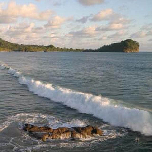 #costarica sunset in Manuel Antonio! #vacations #nature