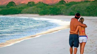 6 night Romantic Beach Getaway Costa Rica Vacation