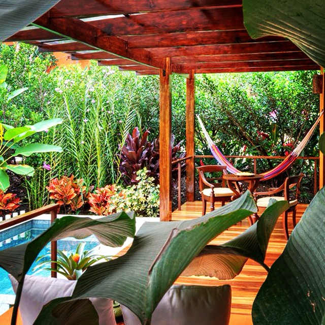 Hello paradise! ? #costarica #vacations -at Nayara Springs villa @nayarahotel