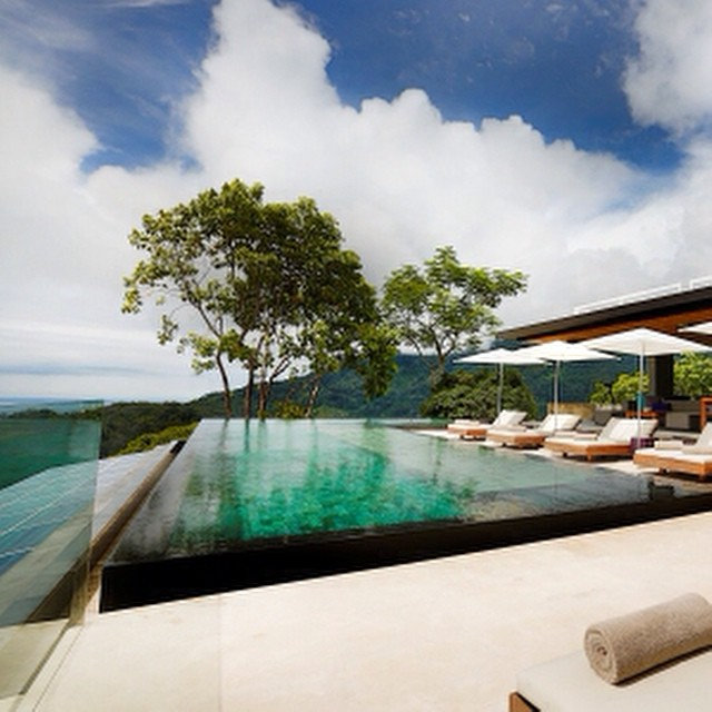 Where are you traveling this #holiday season? We're already dreaming of #rainforest views & infinity pools! #luxury #vacations @kuradesignvillas