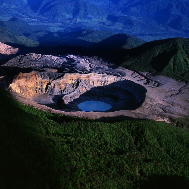 Don't miss this beauty: Poas #volcano in the Central Highlands on your next #costarica #vacation