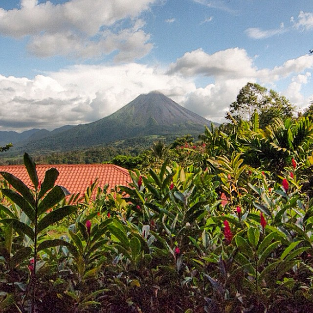 A vision of perfection - Arenal Volcano #costarica #vacations