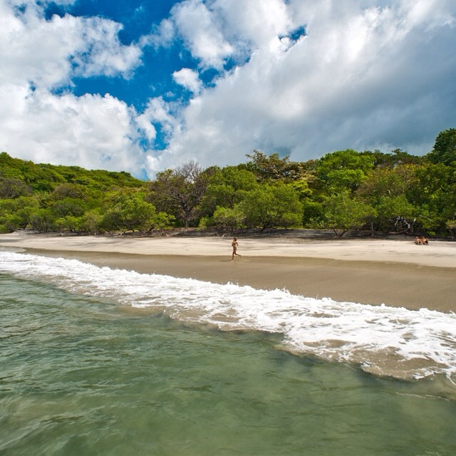 An idyllic #beach day @CalaLuna_Hotel is just what we need.. ?? #CostaRica #vacations