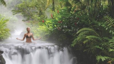 Hot Springs Hideaway Costa Rica Vacation Package