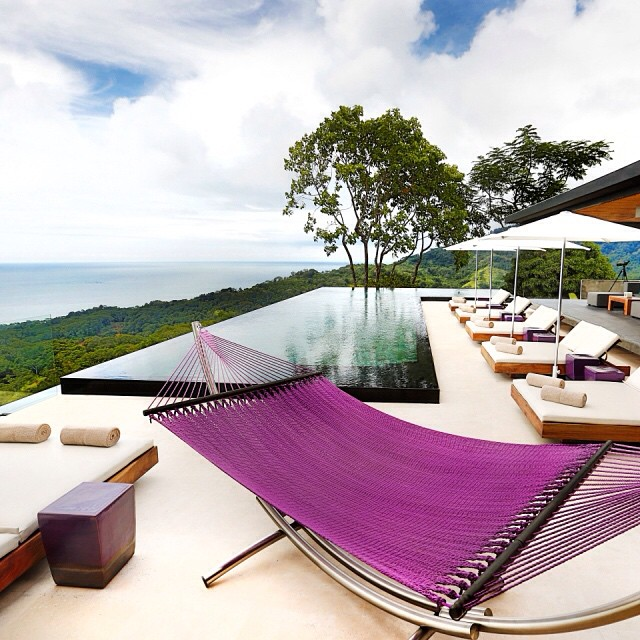 Hello #luxury! ? You've been missed! @kuradesignvillas on the South Pacific Coast #costarica #vacations