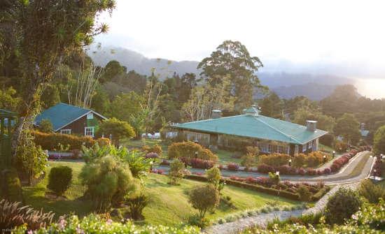 Finca Lerida Ecolodge, Panama