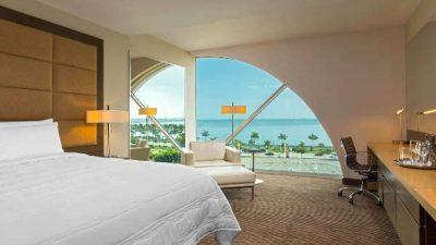 Le Meridien Panama Deluxe King Ocean View