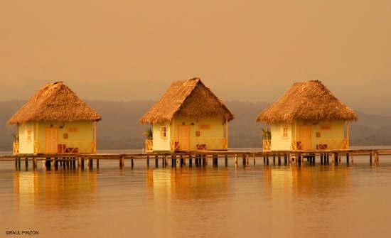 Punta Caracol Aqua Lodge Bocas del Toro Panama