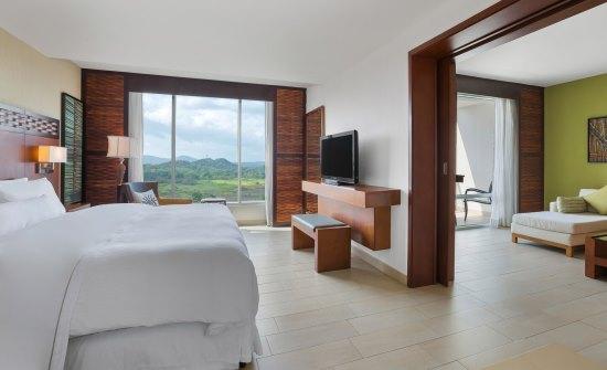 Westin Play Bonita ocean view suite