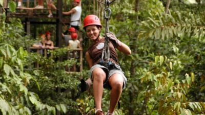 Wild Adventure Costa Rica Vacation Package
