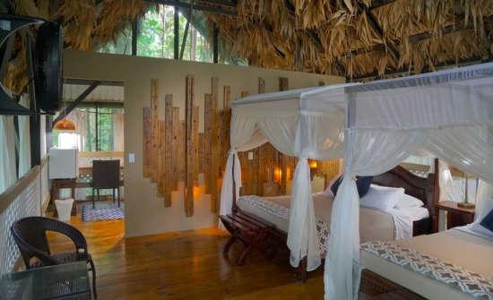 Almonds and Corals Tent Camp, Costa Rica