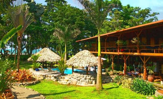 Hotel Banana Azul, Costa Rica