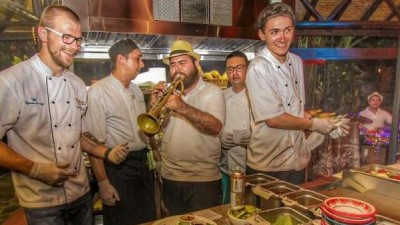 Arenal Nayara's Chef Jack
