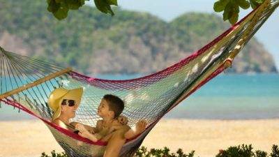 Costa Rica Family Beach Vacation Package