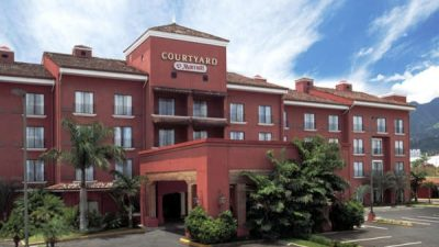 Courtyard Marriott Escazu, Costa Rica