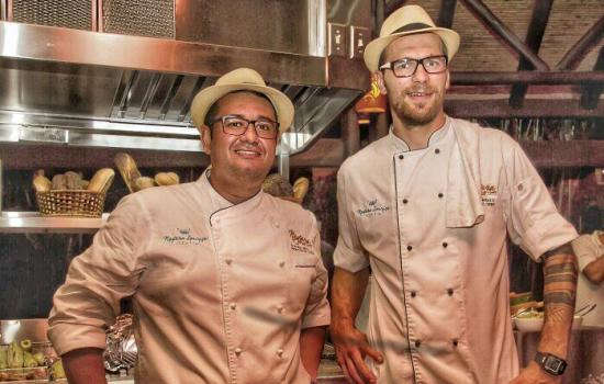 Exclusive Interview with Arenal Nayara's Chef Jack