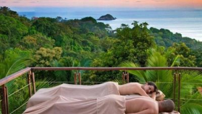 Tropical Honeymoon Costa Rica Vacation Package