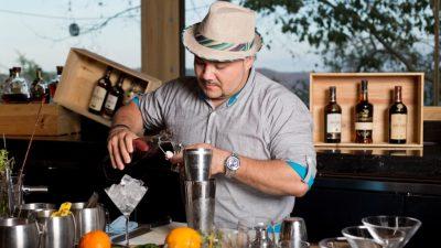 Meet Andaz Master Mixologist Clark