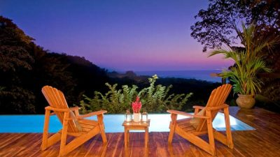 Stay at Casa Chameleon Hotel, Costa Rica