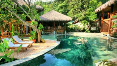 Pranamar Villas and Yoga Retreat, Costa Rica