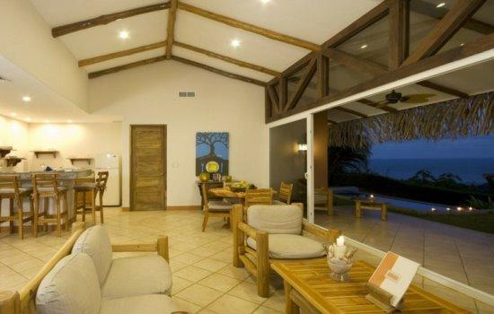 Punta Islita two-bedroom villa corteza