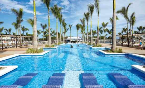 RIU Palace All Inclusive Resort, Costa Rica
