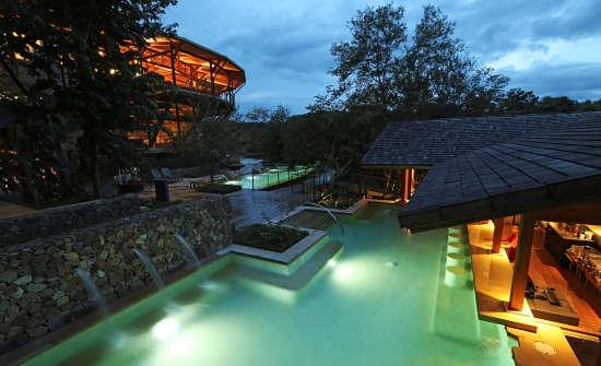 Rio Perdido Hotel & Thermal River, Costa Rica