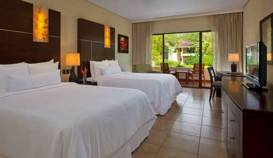 Royal Beach Club Rooms Suites Westin Playa Conchal All Inclusive Resort And Spa Costa Rica