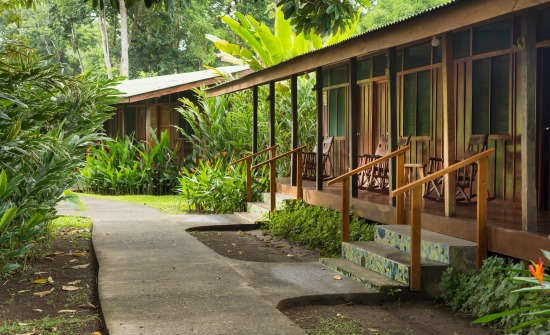 Laguna Lodge, Costa Rica